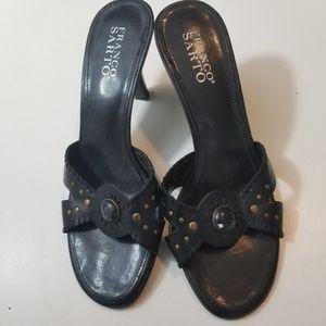 Franco Sarto Strapless Sandal